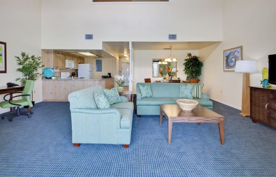 Suite Holiday Inn Hotel & Suites CLEARWATER BEACH S-HARBOURSIDE