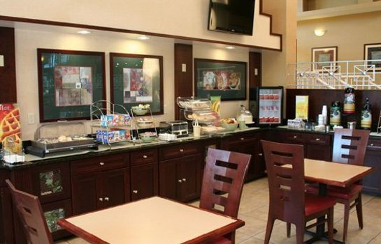 Restauracja Quality Inn & Suites Tarpon Springs