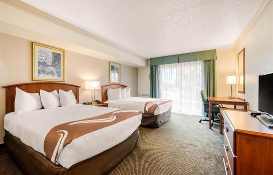 Suite Quality Inn and Suites Tarpon Springs So