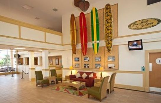 Lobby INTERNATIONAL PALMS RESORT COCOA BEACH