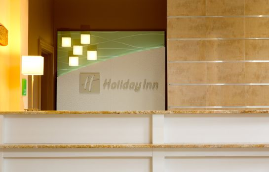 Lobby Holiday Inn CLINTON - BRIDGEWATER