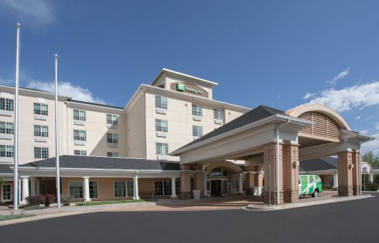 Exterior view Holiday Inn COLORADO SPRINGS AIRPORT
