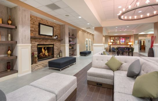 Lobby Holiday Inn COLORADO SPRINGS AIRPORT