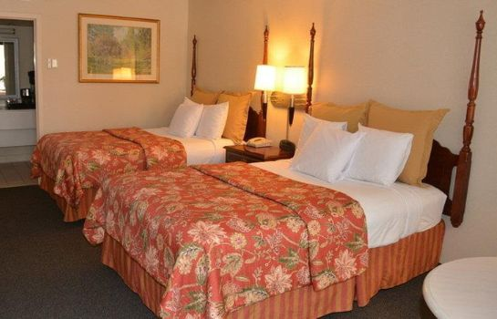 Chambre CHAPEL HILL UNIVERSITY INN