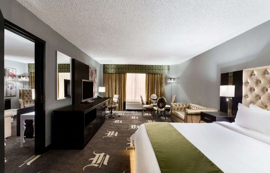 Suite WYNDHAM GARDEN DALLAS NORTH