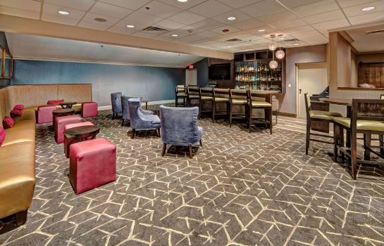 Hotel-Bar DoubleTree by Hilton Decatur Riverfront
