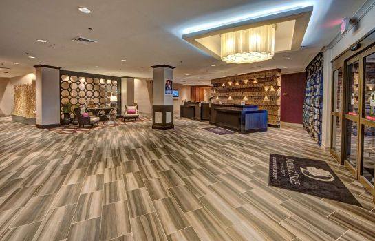 Hol hotelowy DoubleTree by Hilton Decatur Riverfront