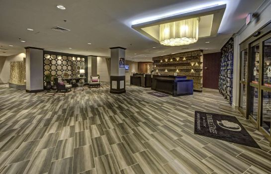 Hotelhalle DoubleTree by Hilton Decatur Riverfront