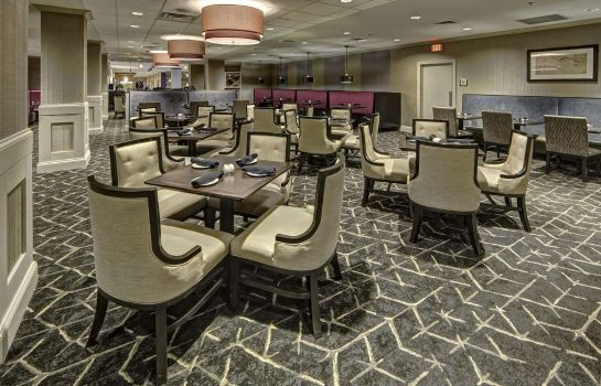 Restauracja DoubleTree by Hilton Decatur Riverfront