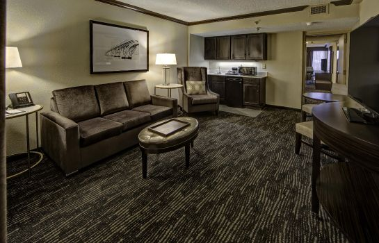 Conference room DoubleTree by Hilton Decatur Riverfront