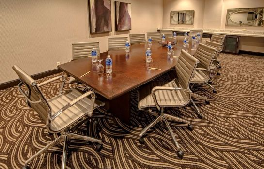 Sala konferencyjna DoubleTree by Hilton Decatur Riverfront