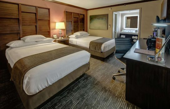 Zimmer DoubleTree by Hilton Decatur Riverfront