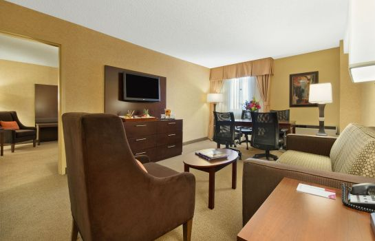 Suite Crowne Plaza DENVER AIRPORT CONVENTION CTR
