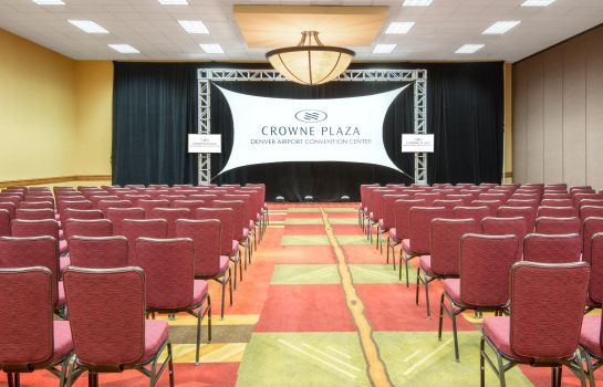 Congresruimte Crowne Plaza DENVER AIRPORT CONVENTION CTR