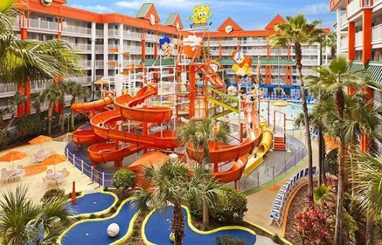 Buitenaanzicht Holiday Inn Resort ORLANDO SUITES - WATERPARK