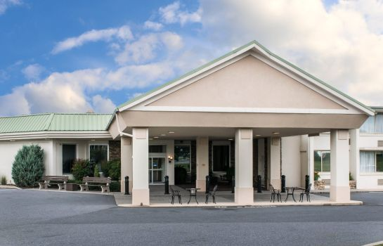 Vista esterna Comfort Inn Lancaster County North