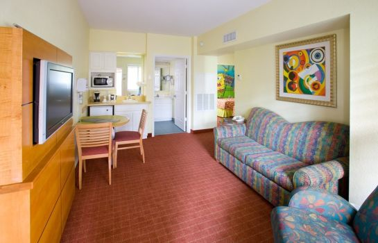 Kamers Holiday Inn Resort ORLANDO SUITES - WATERPARK