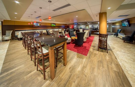 Hotel-Bar Holiday Inn DES MOINES-AIRPORT/CONF CENTER