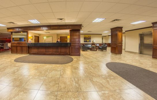 Hotelhalle Holiday Inn DES MOINES-AIRPORT/CONF CENTER