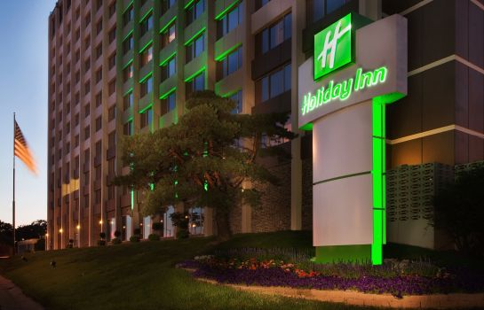 Exterior view Holiday Inn DES MOINES DTWN - MERCY AREA