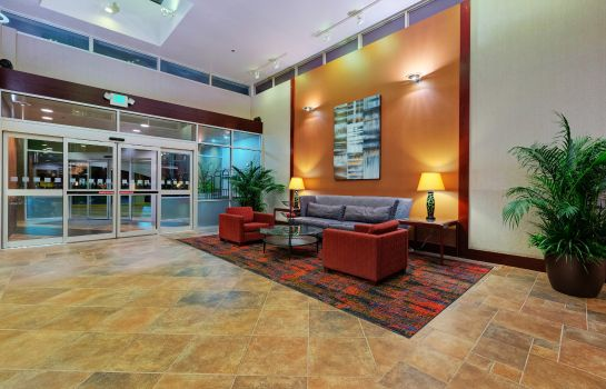 Hotelhalle Holiday Inn DES MOINES DTWN - MERCY AREA