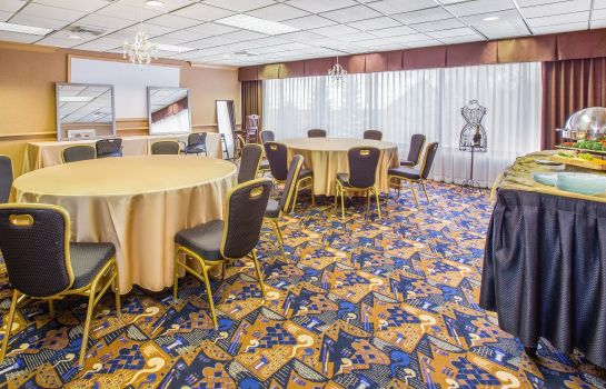 Conference room Crowne Plaza AUBURN HILLS