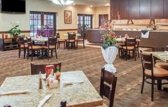 Restaurant Clarion Inn Elk City