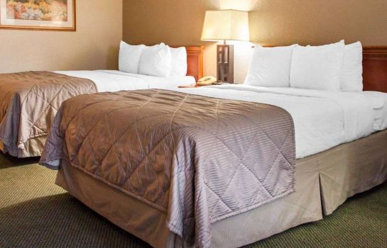 Chambre double (confort) Clarion Inn