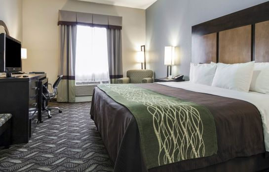Zimmer Best Western Plus El Paso Airport Hotel & Conference Center
