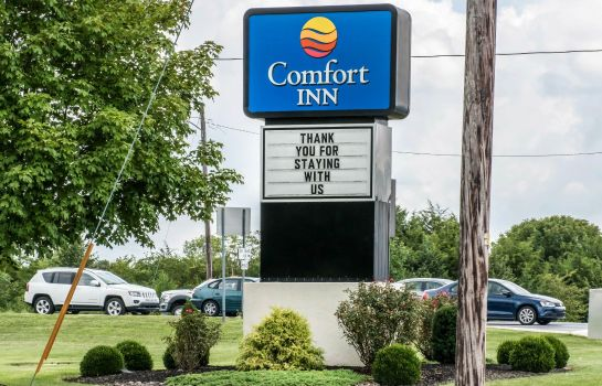 Vista exterior Comfort Inn Lancaster County North