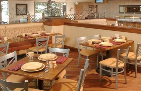 Restaurante ROCKY MOUNTAIN PARK INN