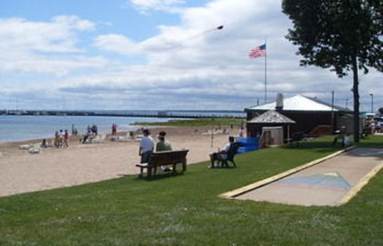 Plaża Tawas Bay Beach Resort