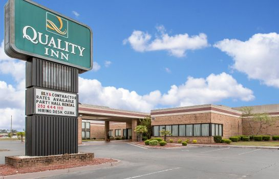 Vista exterior Quality Inn