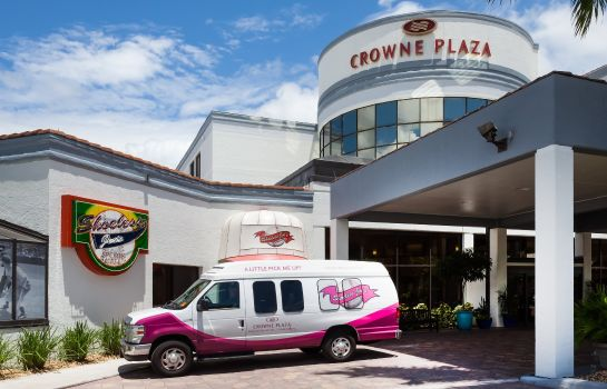 Hotelhalle Crowne Plaza FORT MYERS AT BELL TOWER SHOPS