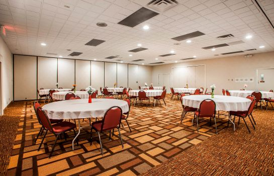 Conference room Quality Inn Fort Dodge