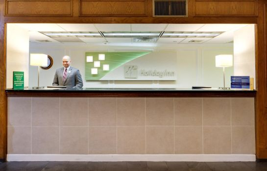 Hotelhalle Holiday Inn GW BRIDGE-FORT LEE NYC AREA