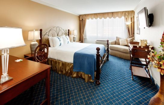 Suite Holiday Inn GW BRIDGE-FORT LEE NYC AREA