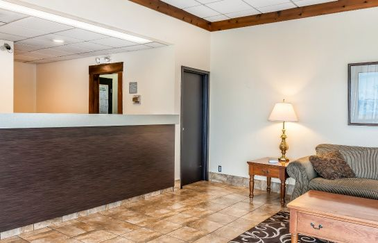 Hotelhalle Quality Inn Gallipolis