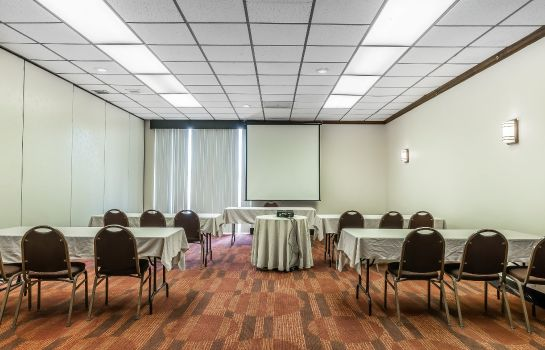 Conference room Quality Inn Gallipolis
