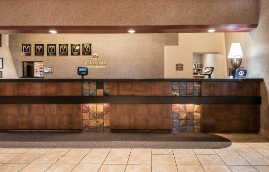 Hotelhalle Clarion Inn Grand Junction