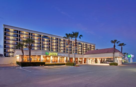 Exterior view Holiday Inn Resort GALVESTON-ON THE BEACH