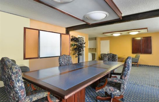 Conference room Holiday Inn GAINESVILLE-WEST I-75