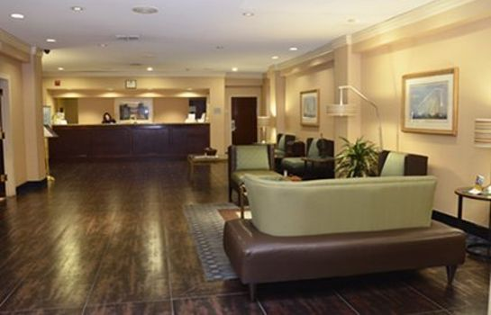 Hotelhalle Clarion Inn New London - Mystic