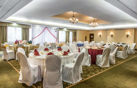Sala congressi Clarion Inn New London - Mystic