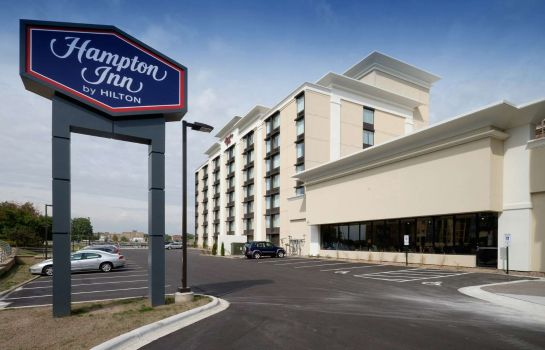 Buitenaanzicht Hampton Inn Green Bay Downtown WI