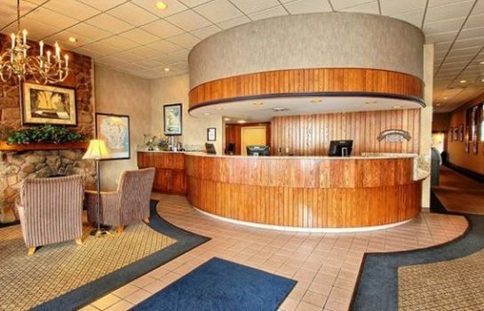 Hol hotelowy Hampton Inn Green Bay Downtown WI