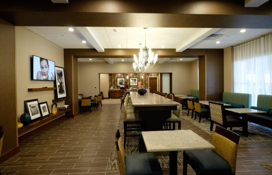 Restaurante Hampton Inn Green Bay Downtown WI