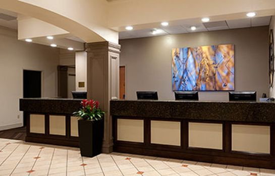Lobby WYNDHAM HOUSTON - MEDICAL CENT