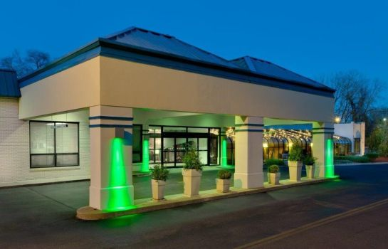 Buitenaanzicht Best Western Plus Kingston Hotel and Conference Center