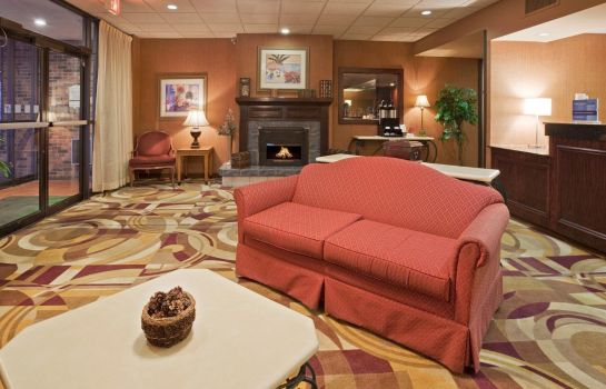 Hol hotelowy BEST WESTERN PLUS WILLMAR